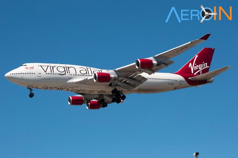 Boeing 747 Virgin