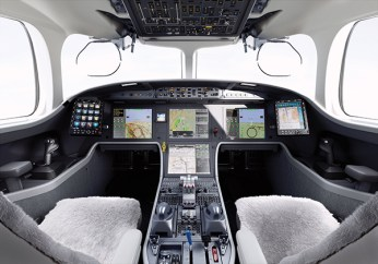 Dassault 8X EASy Integrated Cockpit