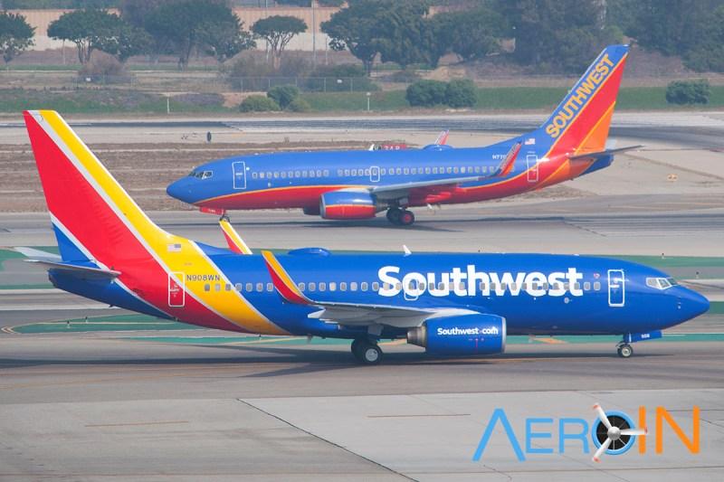 Boeing 737NG Southwest