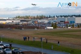 Spotters Seattle Boeing Field King Air Everett