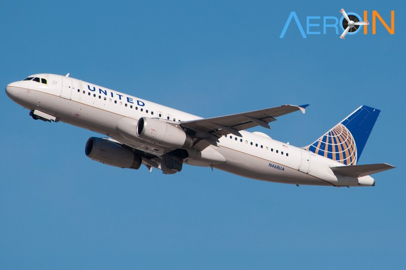 A320 United