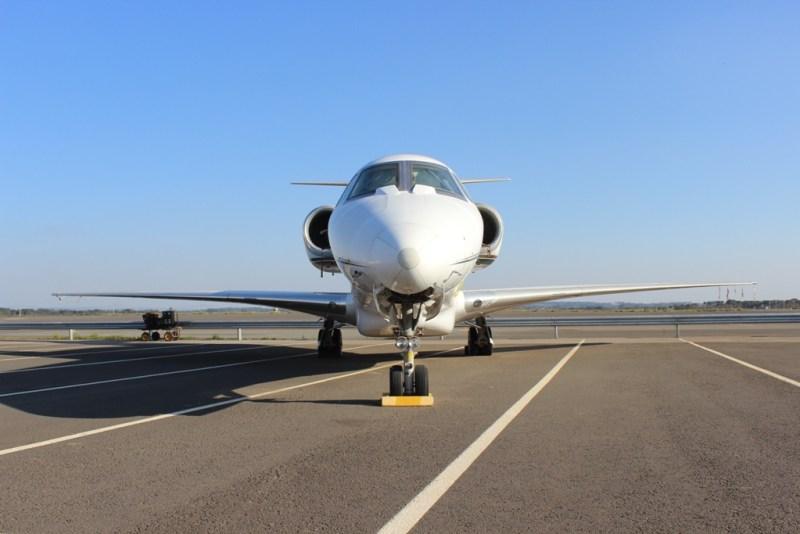 Aeronave Citation 005_bx