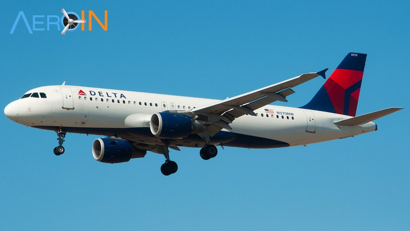 Airbus A320 Delta N370NW