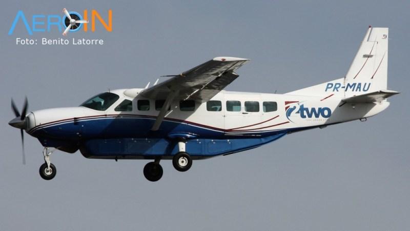Cessna 208 Caravan Two Taxi Aereo