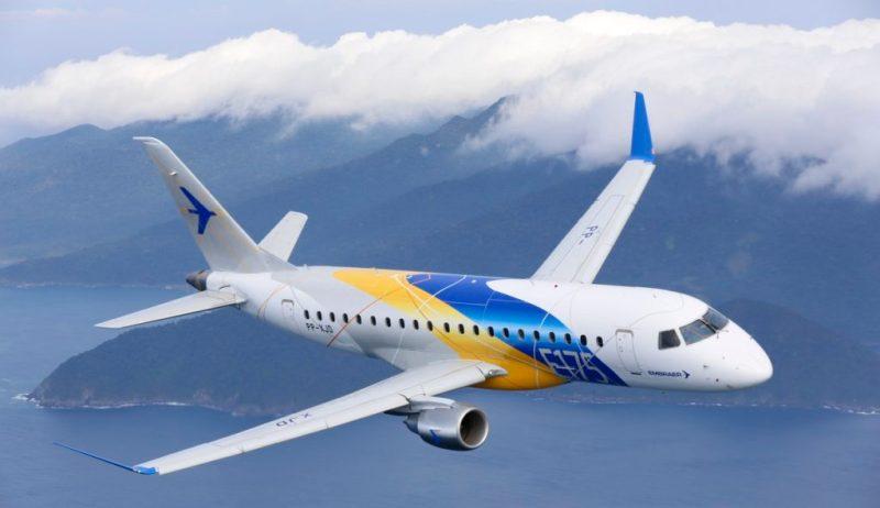 Embraer E175 EW