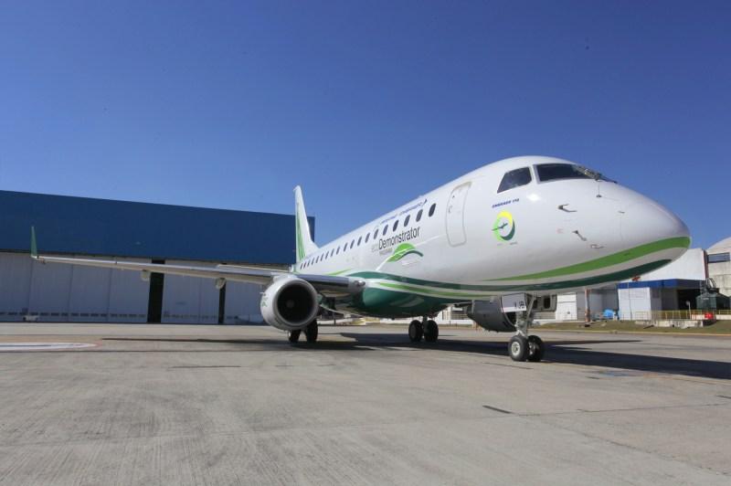 Embraer E175 EW ECO Demonstrator