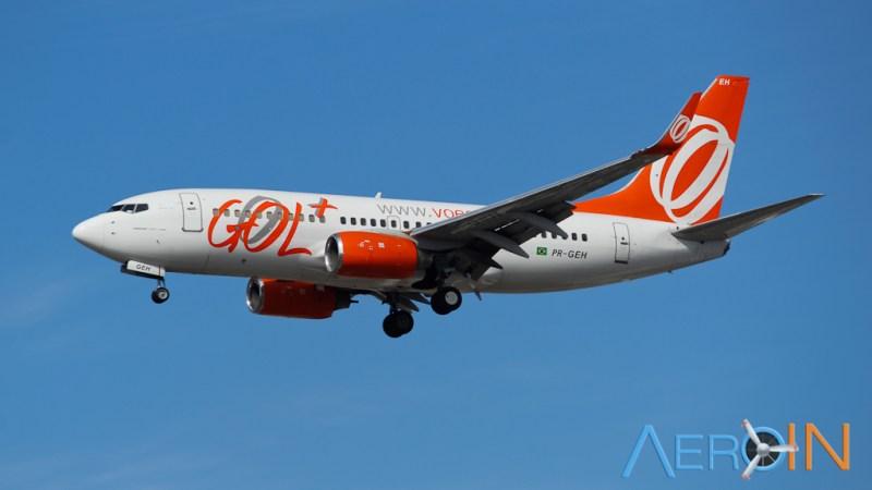 Gol Boeing 737-700