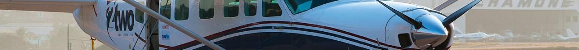Avião Cessna Caravan TwoFlex