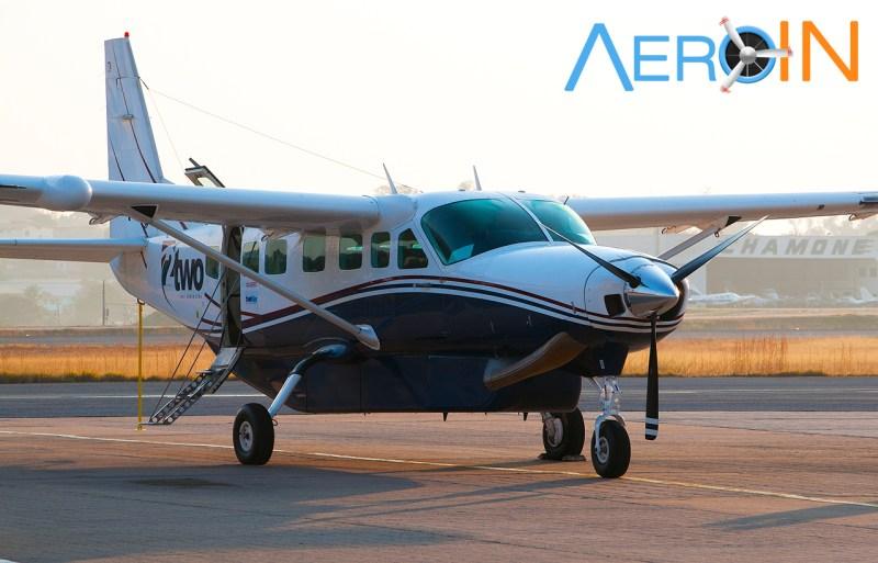 Avião Cessna Caravan TwoFlex Gol