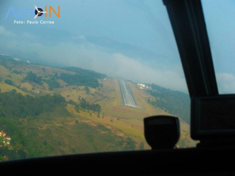 Cessna Caravan App São João Del Rei