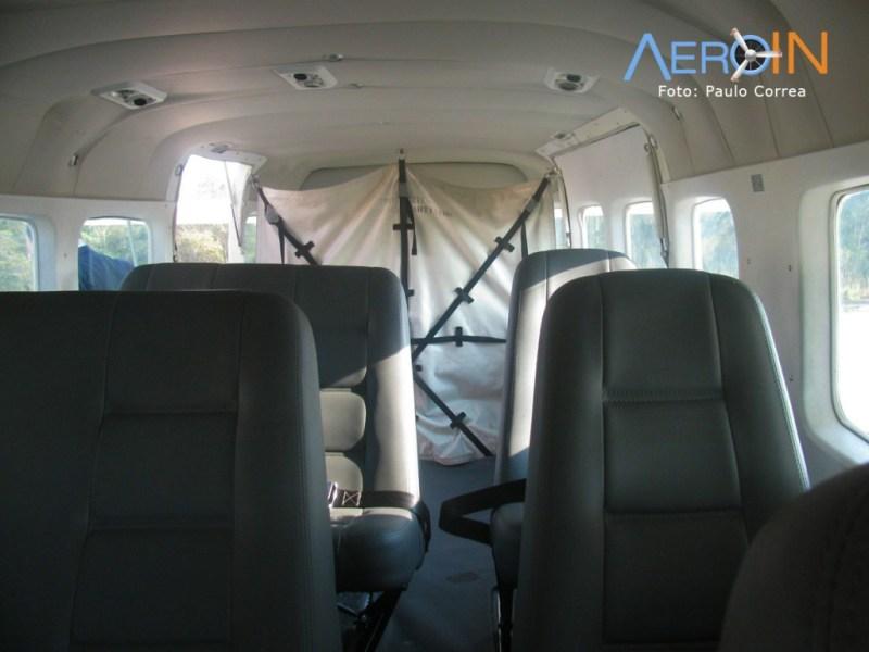 Interior C208 Caravan