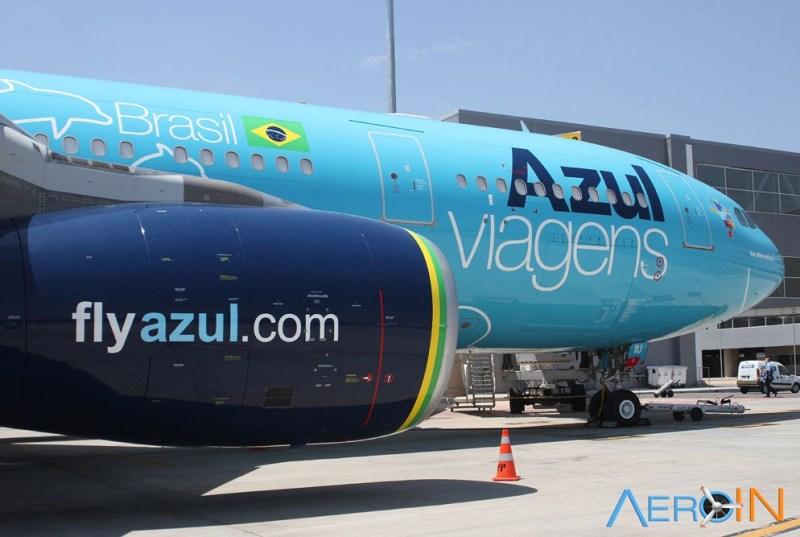 azul A330 23343