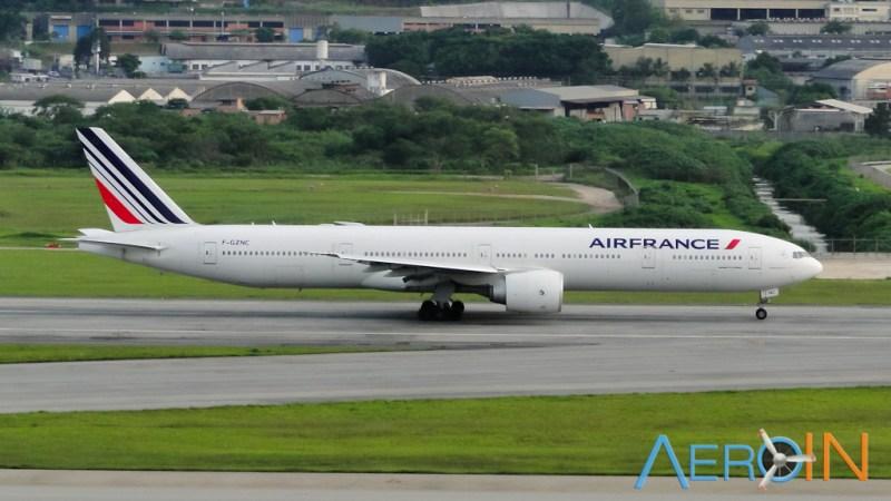 Air France Boeing 777 160905