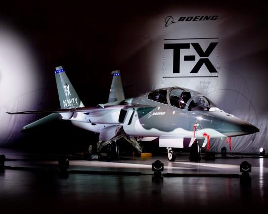 Imagem: Boeing