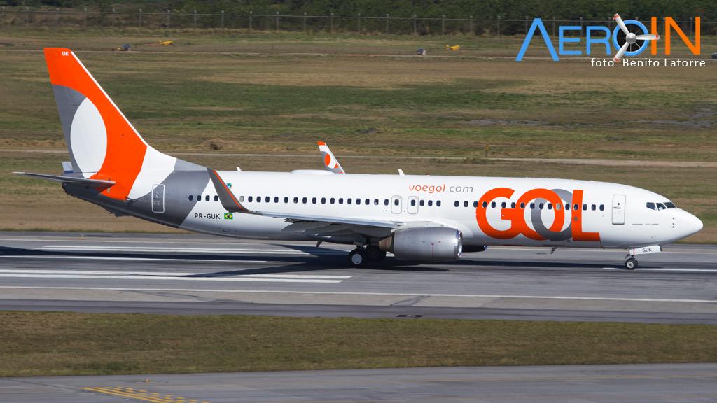 GOL amplia oferta de voos em Brasília a partir de Maio.