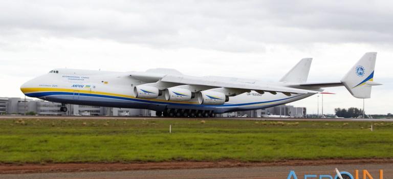 Avião Antonov AN-225