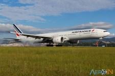 Avião Boeing 777 Air France
