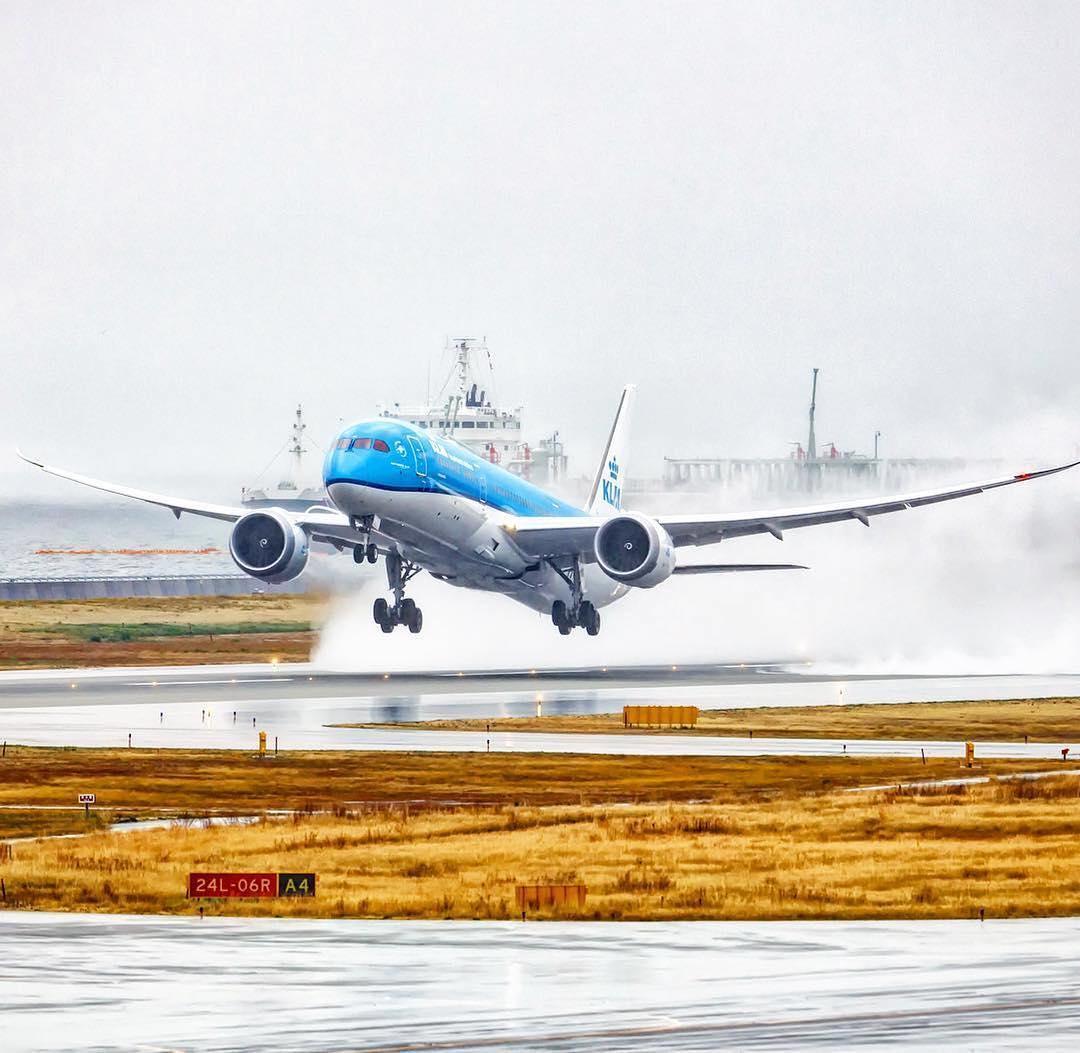KLM passa a operar voo diário entre o Rio e Amsterdã.