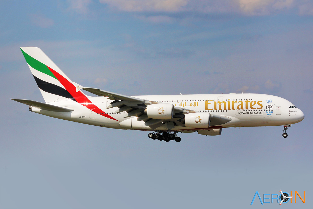 Emirates corta voos para os Estados Unidos após medidas de Trump.