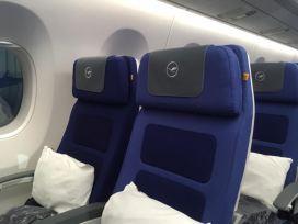 Lufthansa Economy A350 2