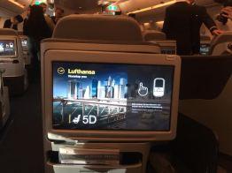 Lufthansa First A350 1