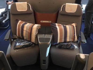 Lufthansa First A350 3