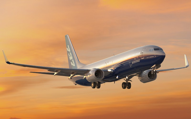 Avião Boeing 737NG