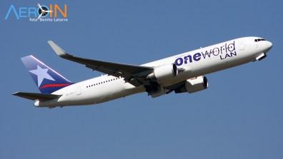 767 LAN oneworld