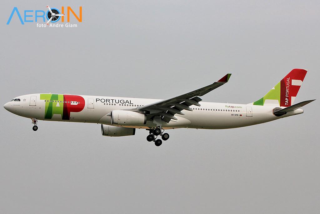 Primeiro A330-300 da TAP Portugal já está pronto.