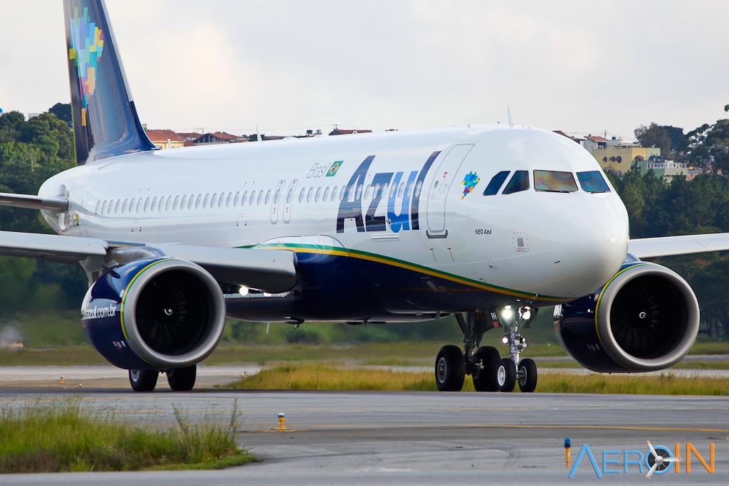 Azul inicia venda de passagens para Bariloche na alta temporada de inverno.