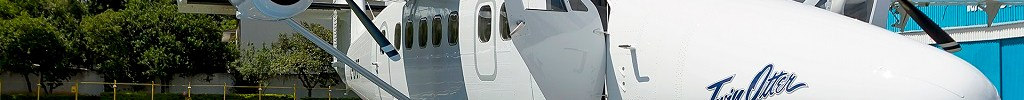 Avião DHC-6 Twin Otter
