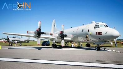 P-3 Orion da Marinha American