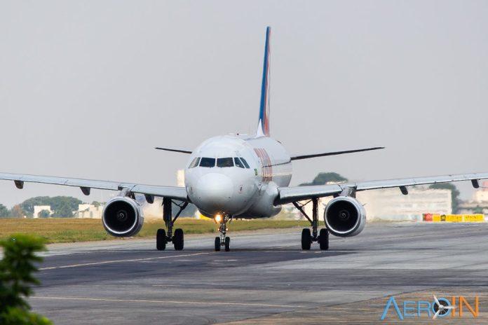 Avião Airbus A320