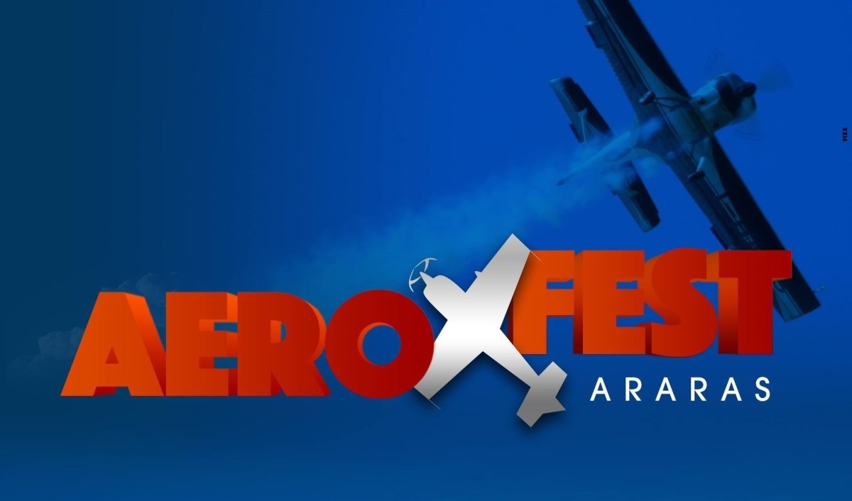 AeroFest 2017 agita o interior de SP no próximo final de semana!