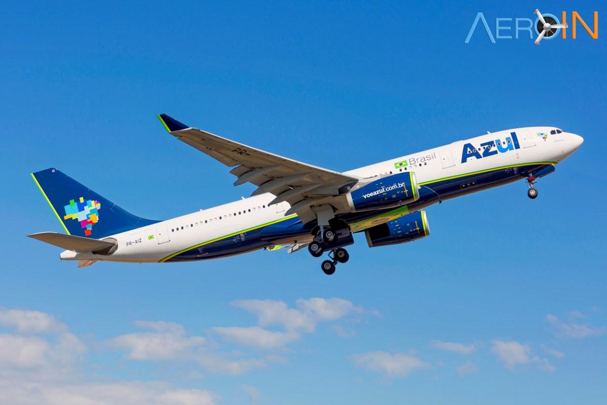 Azul dobra número de operações entre Recife e Orlando.
