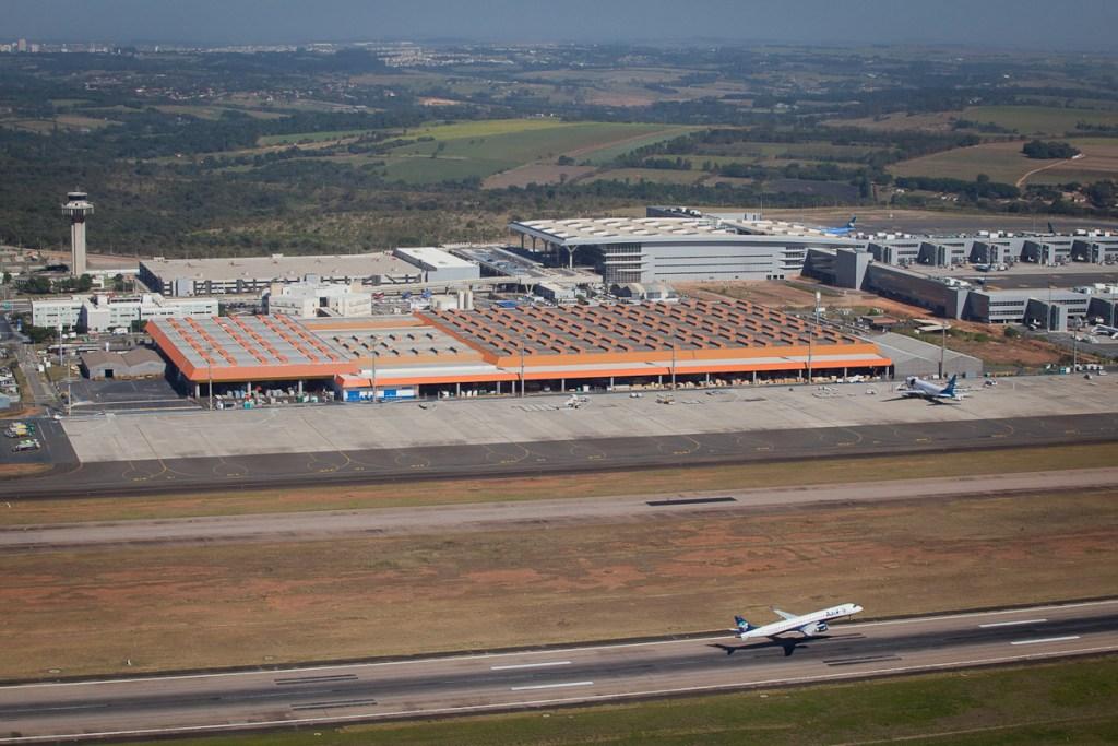 Aérea Terminal TECA Aeroporto Internacional Viracopos