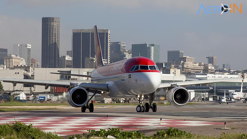 Santos Dumont poderá receber Airbus de maior porte