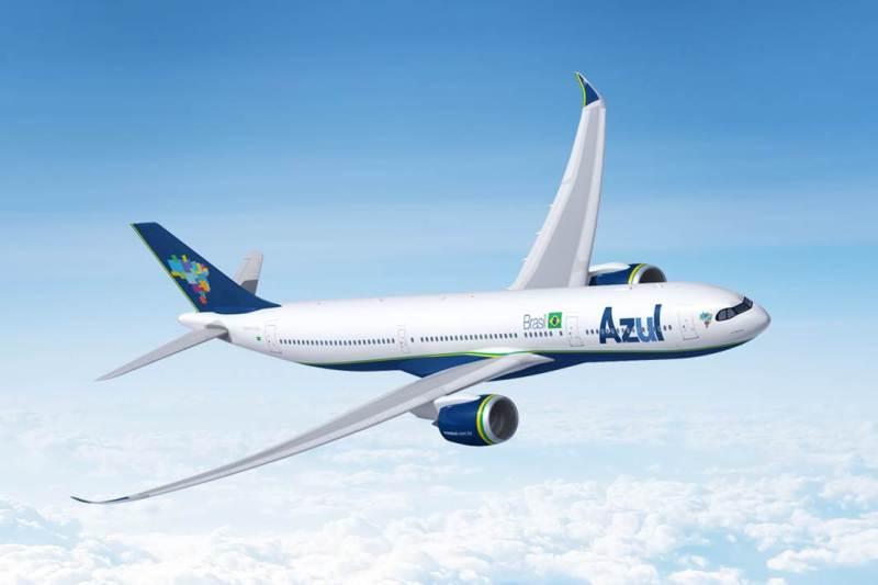 Airbus A330neo da Azul
