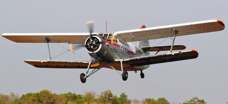 Avião Antonov An-2