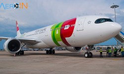 Avião Airbus A330neo TAP Portugal