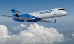 Avião Bombardier CRJ1000
