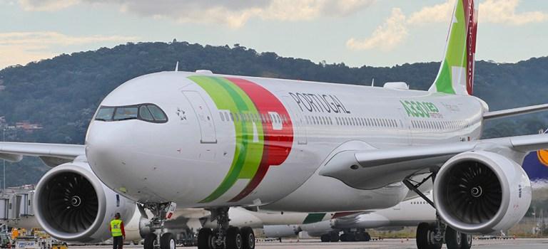 Avião Airbus A330-900 A330neo TAP Portugal