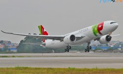 Avião Airbus A330neo TAP Portugal