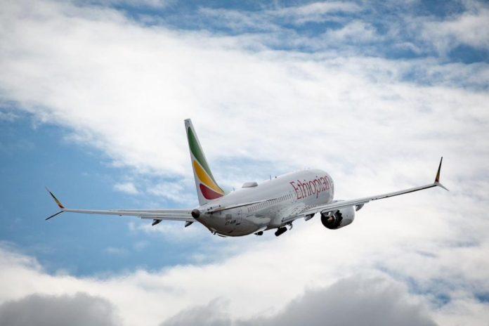 Ethiopian Boeing 737 MAX