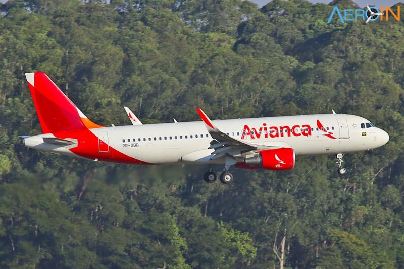 Avião Airbus A320 Avianca Argentina