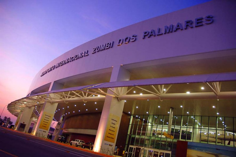 Aeroporto Maceió Zumbi dos Palmares Infraero