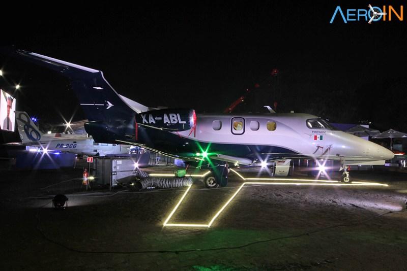Avião Jato Executivo Embraer Phenom 100EV Labace 2018