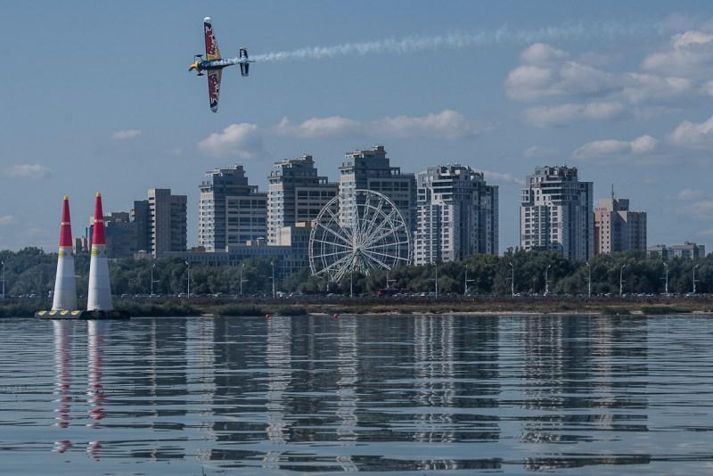Red Bull Air Race Martin Sonka Kazan Rússia