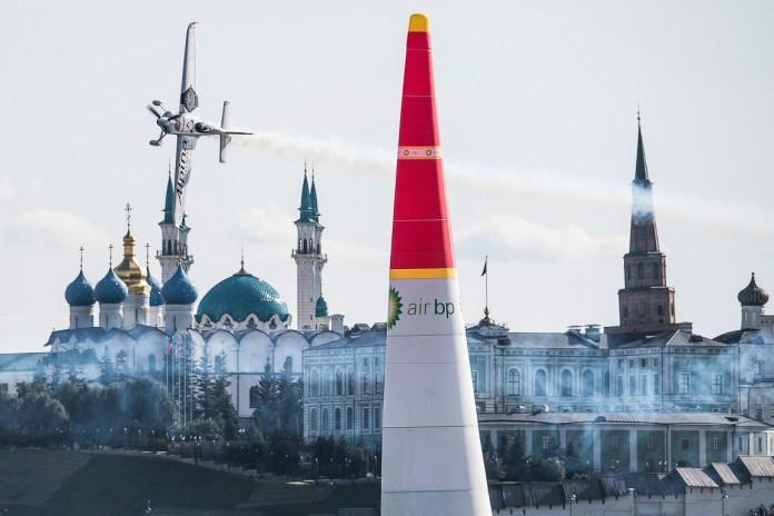 Red Bull Air Race Michael Goulian Kazan Rússia