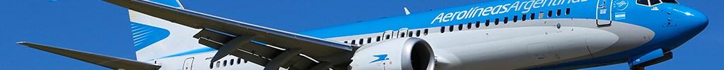 Avião Boeing 737 Aerolíneas Argentinas